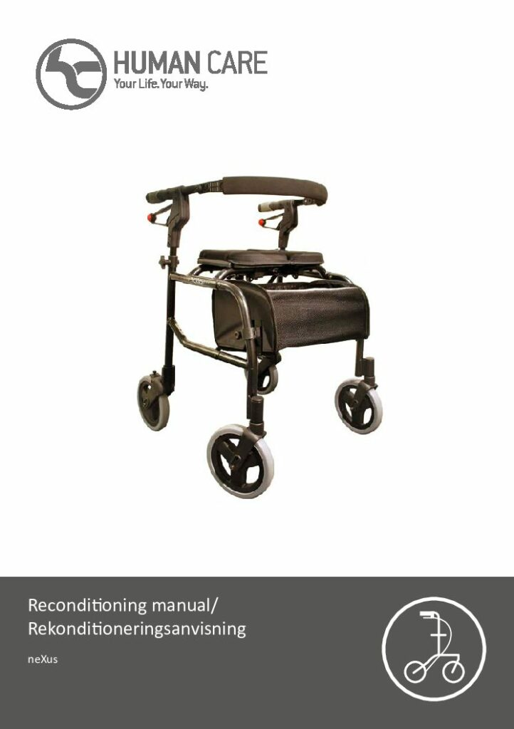 Reconditioning Manual