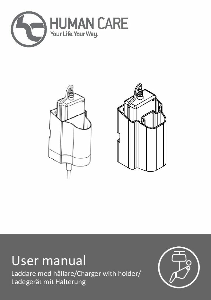 User Manual - Lift Charger